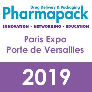 """Pharmapack 2019 Groupe Gaultier Cartonnages"""