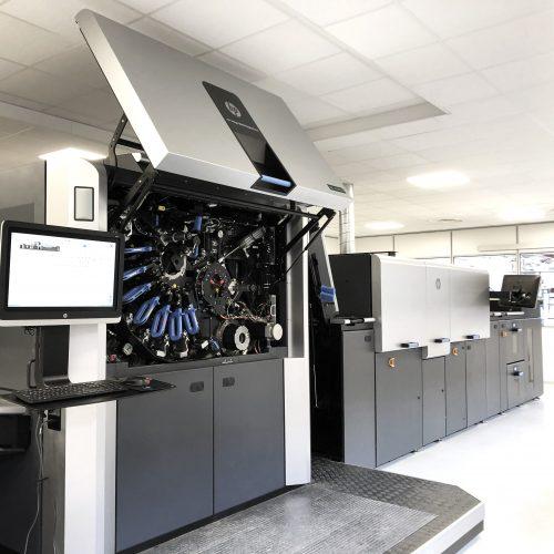Impression numérique – HP 30 000