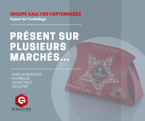 LE GROUPE GAULTIER CARTONNAGES : EXPERT DE L'EMBALLAGE