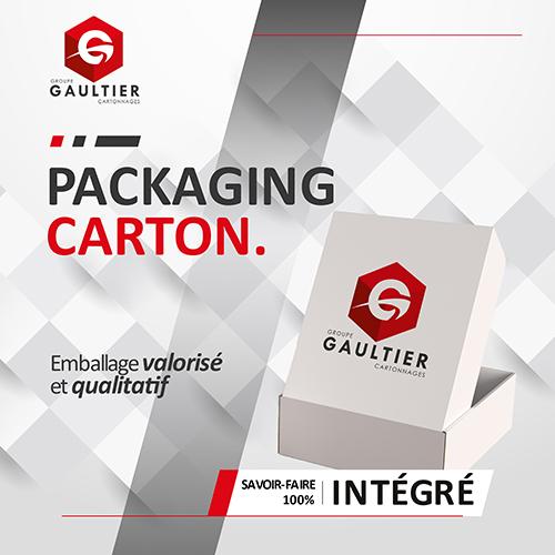 Produits - Gaultier Cartonnages